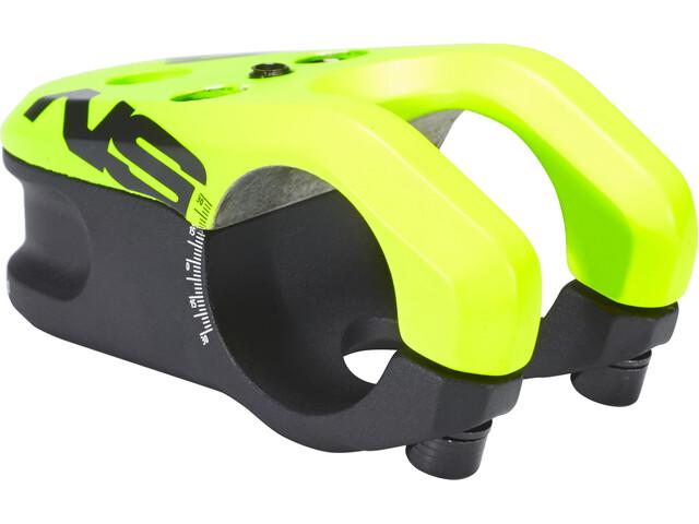 NS Bikes Magneto Potence à angle ajustable Ø31,8mm, lemon lime